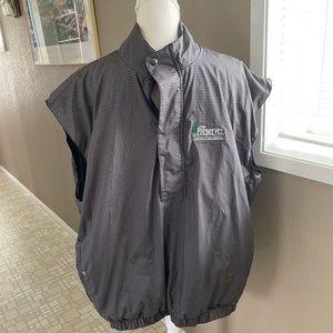 Dryjoys by Footjoy men's golf windbreaker vest L